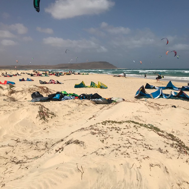 Sal Cape Verde Kite Beach