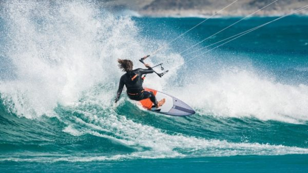 RRD Maquina Y25 in waves