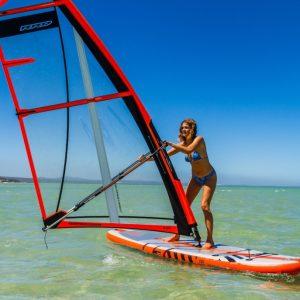 RRD Compact SUP Sail + Rig