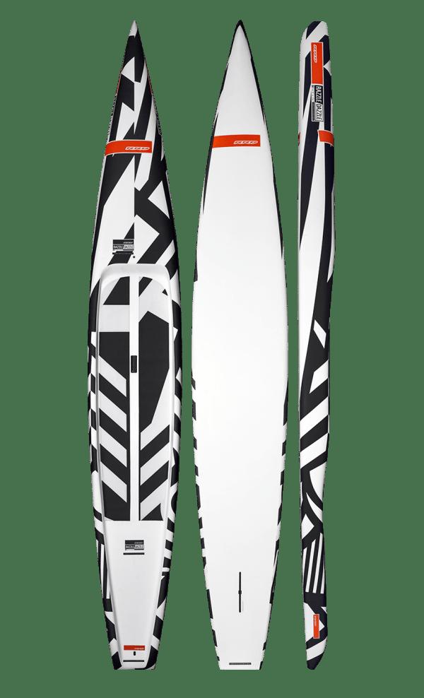 RRD Razzle Dazzle Race Pro SUP Board